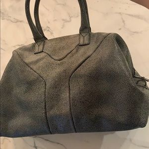 Yves Saint Laurent Tote blue tote
